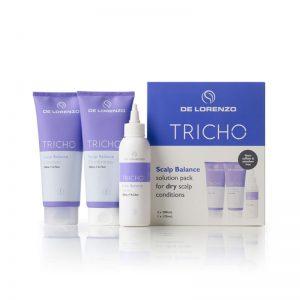De Lorenzo Tricho Scalp Balance 3pcs Value Pack
