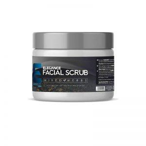 Elegance By Sadapack Fresh Facial Scrub - Mixed Herbs 500ml