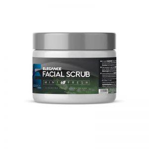 Elegance By Sadapack Fresh Facial Scrub - Mint Fresh 500ml