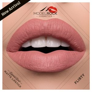 MODELROCK Cosmetics - Liquid Last Matte Lipstick - Flirty