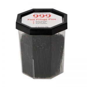 999 - Fringe Pins 2'' Black 350pcs