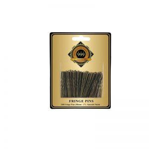 """999 Fringe Pins 2"""" Black - 100 pcs"""