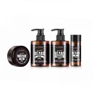 H.Zone Professional Essential Beard Option Line Box Kit