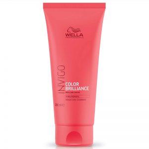 Wella Professionals INVIGO Color Brilliance Conditioner for Fine Hair 200ml