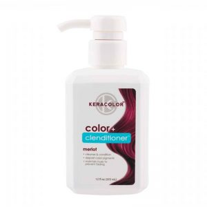 Keracolor Color Clenditioner Colour Shampoo 355ml - Merlot