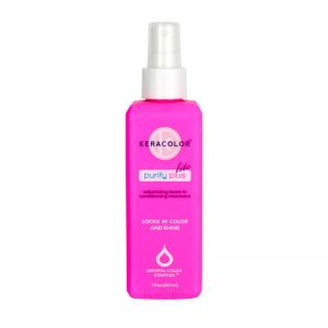 KeraColor Purify Plus Lite Volumizing Leave-in Conditioning Treatment 207ml