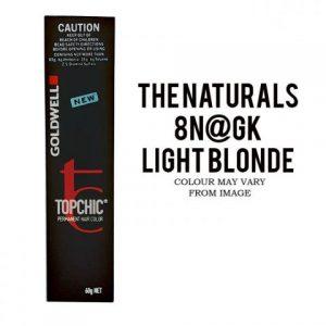 Goldwell - Topchic Light Blonde 8N@GK 60g