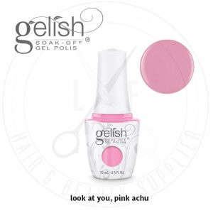 Gelish Look At You, Pink-Achu 15ml