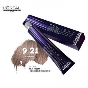 Loreal Dia Light Hair Colourant 9.21 Frosty Iridescent Milkshake 50ml