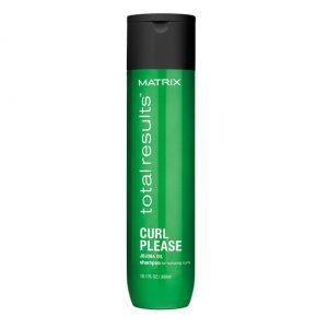 Matrix Total Repair Curl Please Jojoba Oil Shampoo 300ml