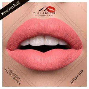 MODELROCK Cosmetics - Liquid Last Matte Lipstick - Missy Hip
