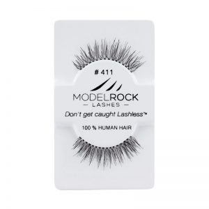 Model Rock Lashes #411