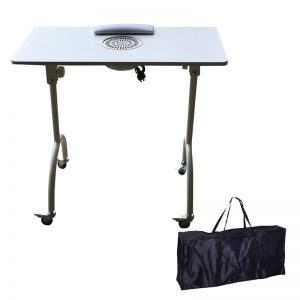 Nail Table with Draft Fan CH-2702-3