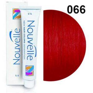 Nouvelle - Permanent Hair Color 066 - Red