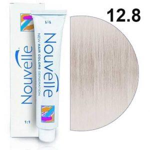 Nouvelle - Permanent Hair Color 12.8 River Pearl 100ml