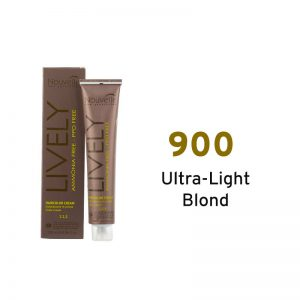 Nouvelle Lively Ammonia Free Hair Color Very Light Blond 900