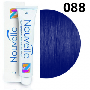 Nouvelle - Permanent Hair Color 088 - Blue