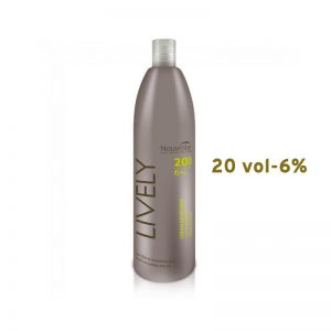 Nouvelle Lively Peroxide Cream Developer 20vol-6% 1LTR