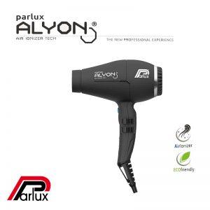 PARLUX ALYON AIR IONIZER TECH PROFESSIONAL 2250W - BLACK