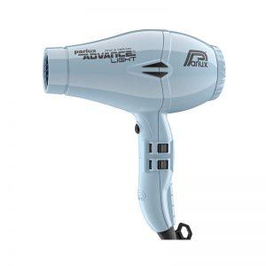 Parlux Advance Light Ionic & Ceramic Hair Dryer - Ice Blue
