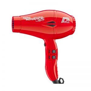 Parlux Advance Light Ionic & Ceramic Hair Dryer - Red