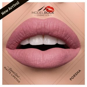 MODELROCK Cosmetics - Liquid Last Matte Lipstick - Porsha