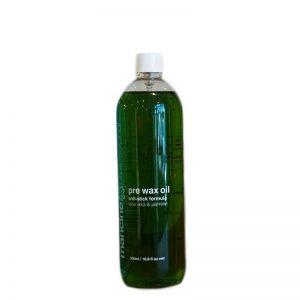Mancine Professional Pre Wax Oil Aloe Vera & Jasmine 500ml