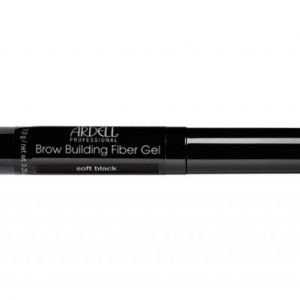 Ardell Lashes Brow Building Fiberl Gel - Soft Black 7.0g