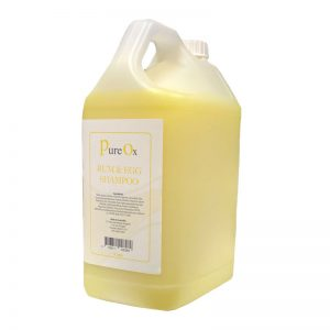 PureOx RUM & EGG Shampoo 5 Litre