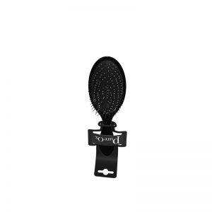PureOx Wet Hair Brush - Black