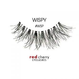 Red Cherry Eye Lashes #WSP