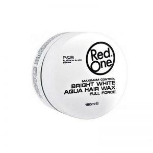 RedOne Full Force Hair Wax Bright White 150ml