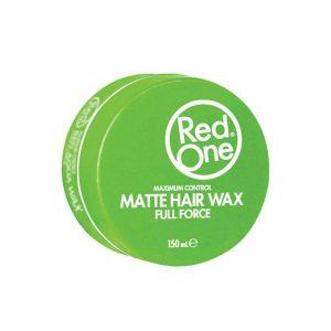 RedOne Full Force Hair Wax Green 150ml
