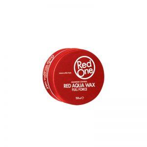 RedOne Aqua Full Force Hair Wax Red 150ml