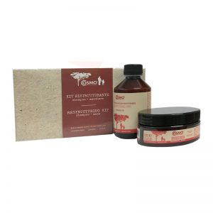 Cosmo Service Restructuring Kit - Shampoo + Mask Organic