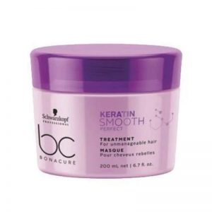 Schwarzkopf BC Bonacure - Keratin Smooth Perfect Treatment - 200ml