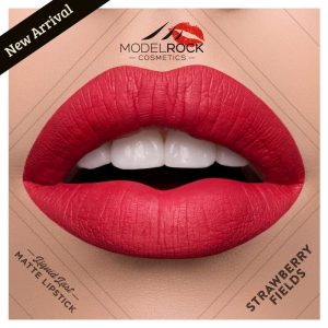 MODELROCK Cosmetics - Liquid Last Matte Lipstick - Strawberry Fields