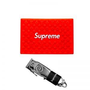 Supreme Clipper Grip Universal Red