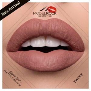 MODELROCK Cosmetics - Liquid Last Matte Lipstick - Twixx