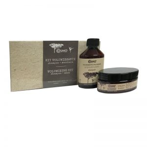 Cosmo Service Volumizing Kit - Shampoo + Mask Organic