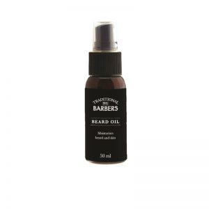Wahl Traditional Barbers Beard Oil 50ml