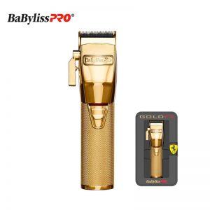 Babyliss PRO GoldFX Metal Lithium Hair Clipper - FX870G