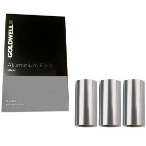 Goldwell Aluminum Foils - Silver (3 rolls) 120 mm x 100 m