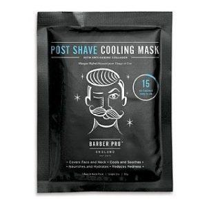 Barberpro Post Shave Cooling Mask 30g