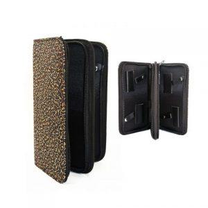 PureOx Scissor Case Double - Black Bronze Design