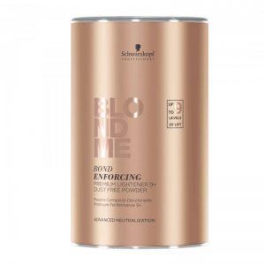 Schwarzkopf BlondMe - Bond Enforcing Premium Lightener 9+ 450g