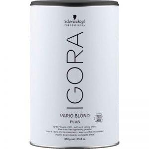 Schwarzkopf IGORA Vario Blond Plus Bleach 450g