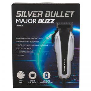 Silver Bullet Major Buzz Clipper