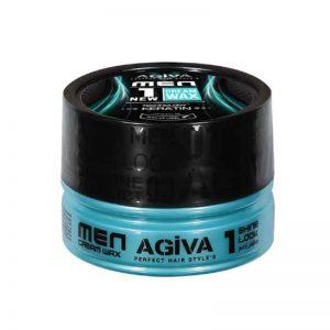 *Buy 6 get 6 Free *Agiva Wax & Wax #01 Cream Wax 175ml
