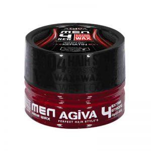 *Buy 6 get 6 Free *Agiva Wax & Wax 04 Extra Strong Wax Technology Keratin 175ml